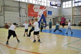 29.11.14. Первый сбор юных баскетболистов Астрахани.