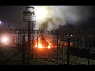 В Харькове взорвали цистерну с горючим для ВСУ