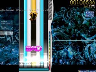 Osu!mania DJ-Technetium - TC-SP 007 O2Jam conversion, lvl 40
