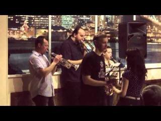 Latino Band - Young Folks (Williamsburg Salsa Orchestra)