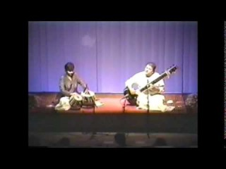 Raag Charukeshi - Shujaat Khan (sitar)