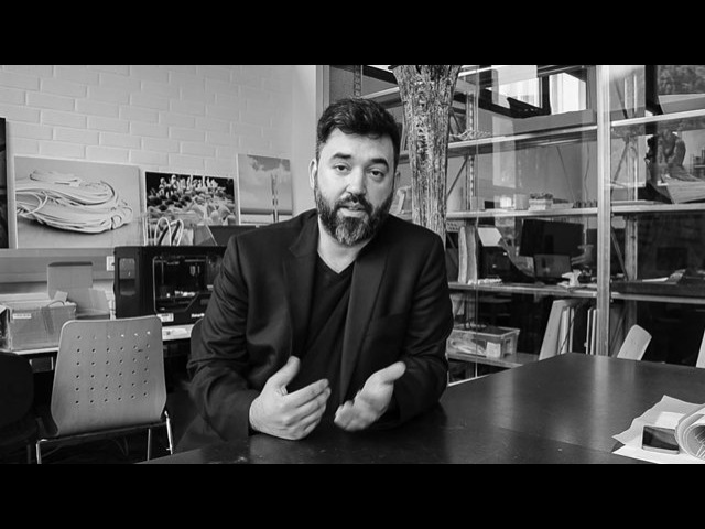 Theodore Spyropoulos What is architecture