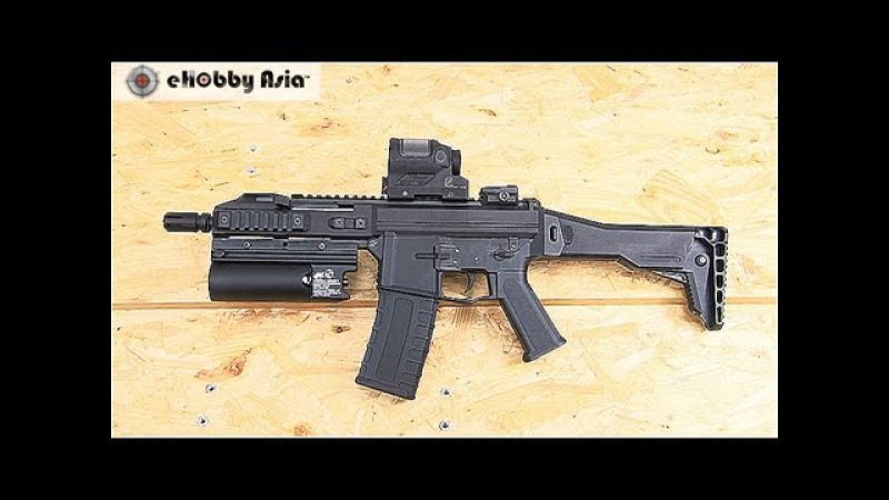 GHK G5 GBB by eHobby Asia