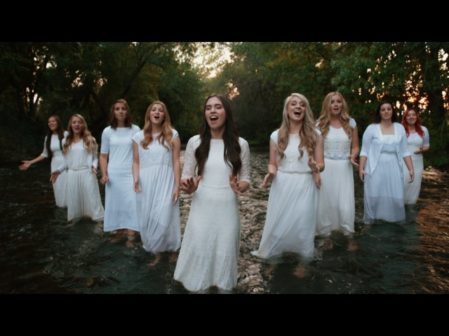 Amazing Grace (My Chains Are Gone)   BYU Noteworthy (Chris Tomlin A Cappella Cover)