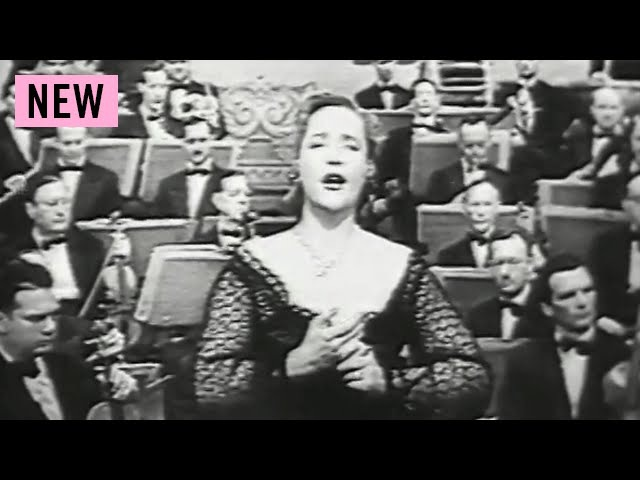 On TV Eleanor Steber Pace pace mio dio 1952
