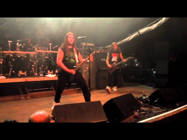Suicidal Angels Dead Again Violent Abuse @ Thrashfest 2010 Trix Antwerp 28 11 2010