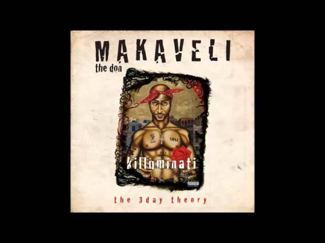 2Pac The Don Killuminati (The 3 Day Theory) [Full Demo Tape] 1996