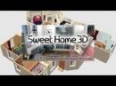 Sweet Home 3D est un logiciel libre d'aménagement d'intérieur et de dessin de plan de maison