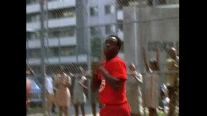 Kevin Garnett as Wilt Chamberlain (Rebound The Legend of Earl The Goat Manigault, 1996)