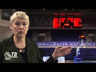 "Галина Воронина гл.тренер ""МБА-Динамо-2"" (Москва)"
