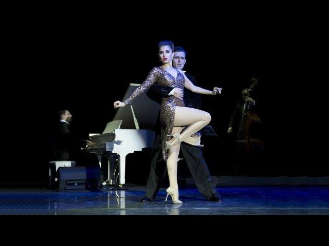 Tango Gallo Ciego Fernando Gracia and Sol Cerquides with Solo Tango orchestra Танго