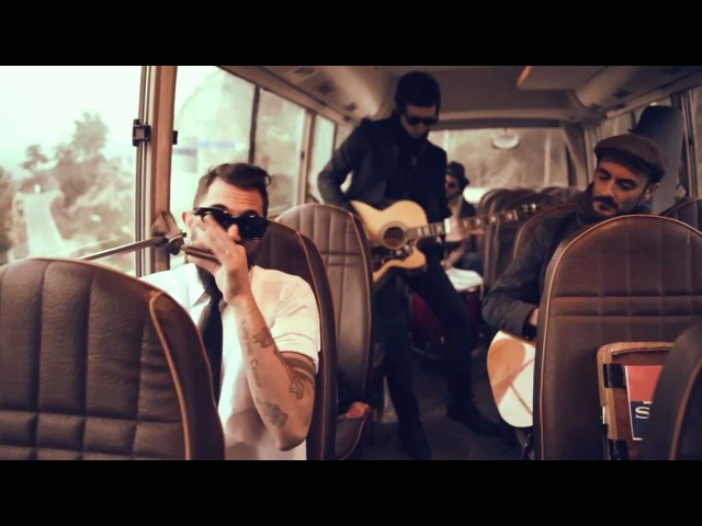 The Wanton Bishops Oak On the road again cover Beirut Jam Sessions