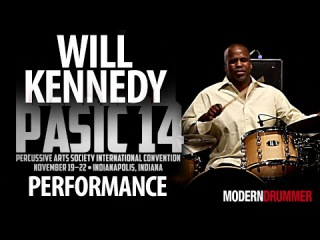 PASIC 2014: The Yellowjackets Will Kennedy