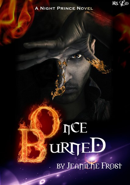 Once Burned (Night Prince #1)