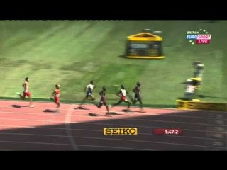 Men's 800m Heat 6 IAAF World Champs Beijing 2015