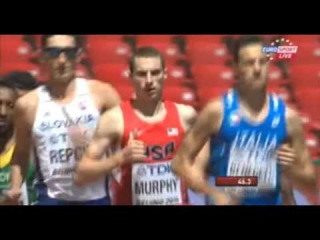 Men's 800m Athletics - IAAF World Championships 2015 - Beijing Heat 2