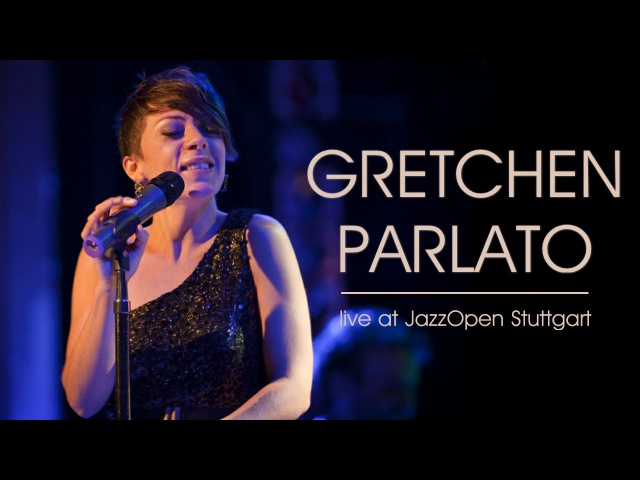 Gretchen Parlato - JazzOpen Stuttgart 2010