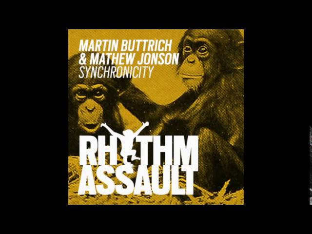 Martin Buttrich Mathew Jonson - Synchronicity (Original Mix) (Official) Rhythm Assault/RA001