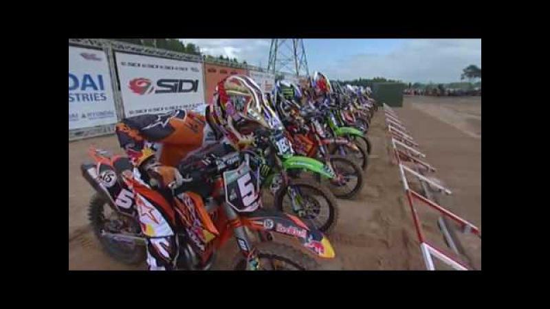 MX GP Kegums - Lettonie Latvia MX2 - Motocross 2009