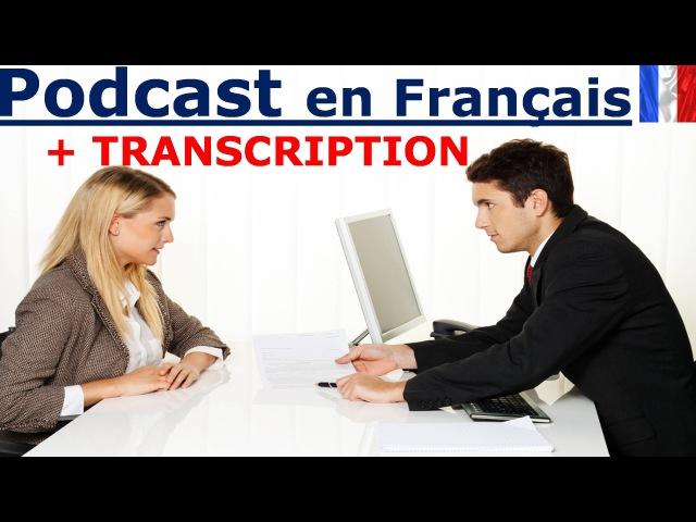 Français facile. Podcast français SE DÉCRIRE (niv. A1A2)