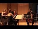 Dudok Kwartet | F. Mendelssohn-Bartholdy Streichquartett Nr. 6 f-Moll op. 80