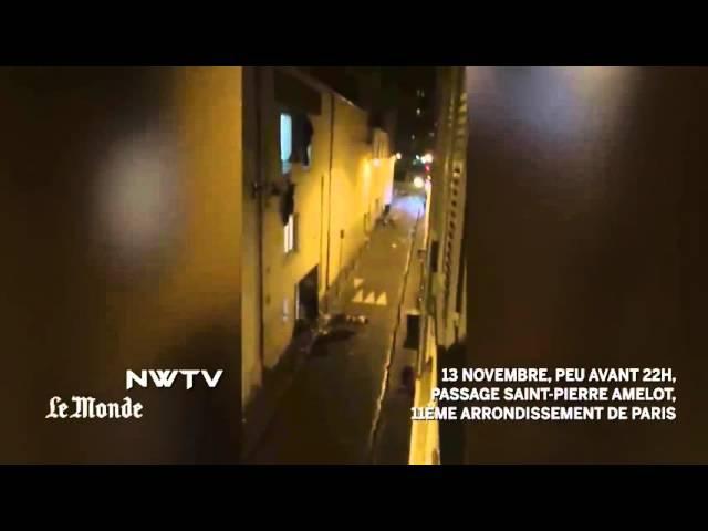 Video terbaru penembakan dan bom bunuh diri di Paris, Prancis 13 November 2015 BOM PARIS
