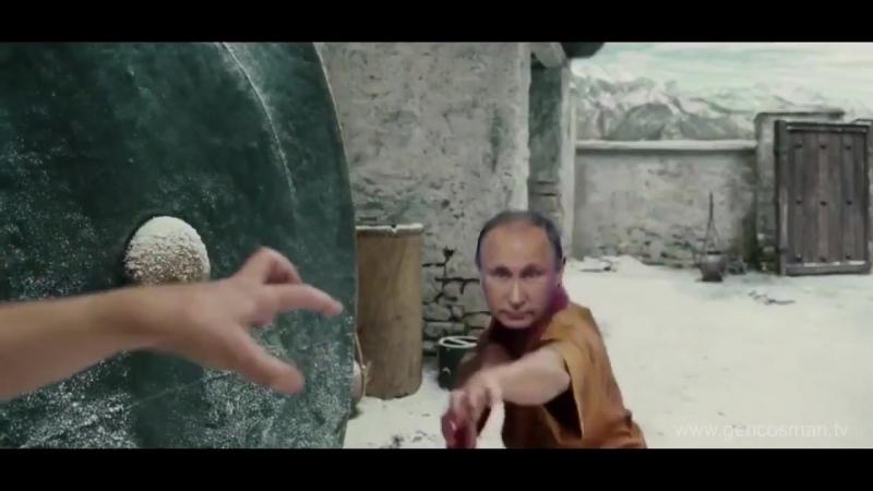 Sakir Khader в Твиттере Someone has been a bit creative Recep Tayyip Erdoğan Turkey versus Vladimir Vladimirovich Putin
