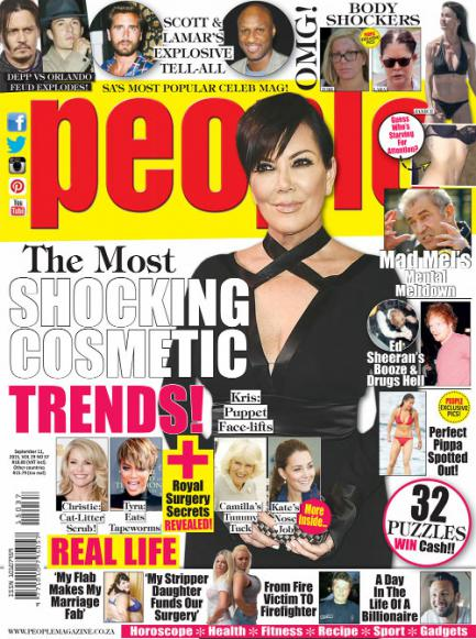 People South Africa - 11 September 2015