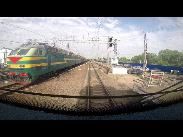 ЭД4мкм-0155 Владимир - Москва