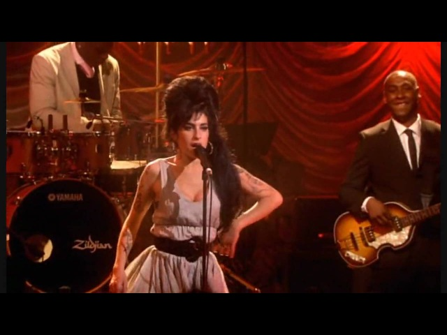 Amy Winehouse Monkey Man Live HD