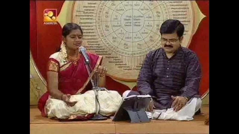 Carnatic Classical Music Thyagaraja Krithi Thodi Raga Rajuvedala Sreeranjini Kodampally
