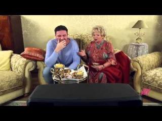 Людмила Нарусова и Максим Виторган обсуждают федеральные новости