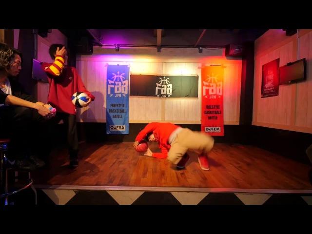 FBB2016 東北 3 1stRd3 Yuji vs Rosso