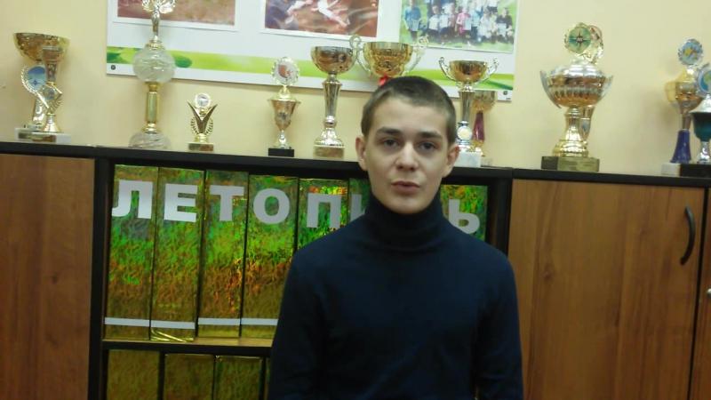 Дмитрий Жевнеренко читает стихи Елены Цвиль