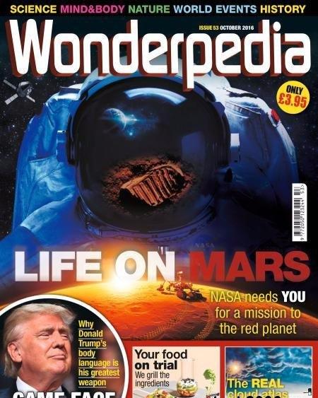 Wonderpedia Issue 53 October 2017p
