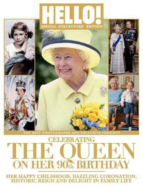 Hello! Magazine - The Queen on Her 90th Birthday