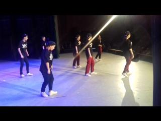 отчетный концерт E-Dance Studio 2016! хореограф Илья Шумилов