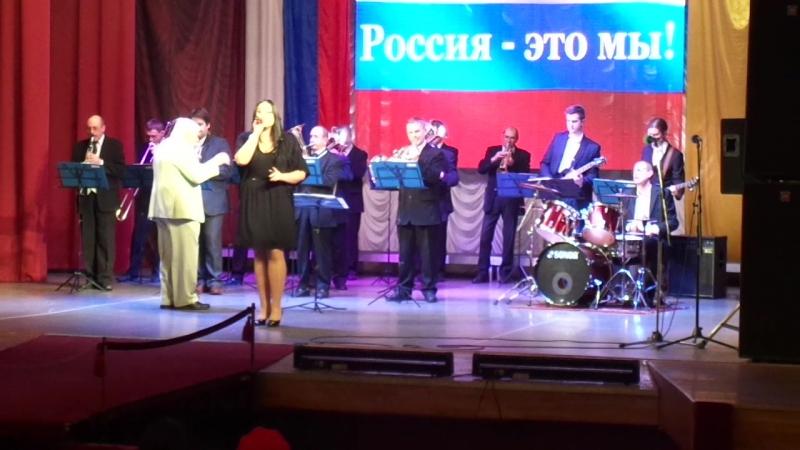 Та-ка-та, муниципальный оркестр о. Муром, ДК 1100, 4.11.16