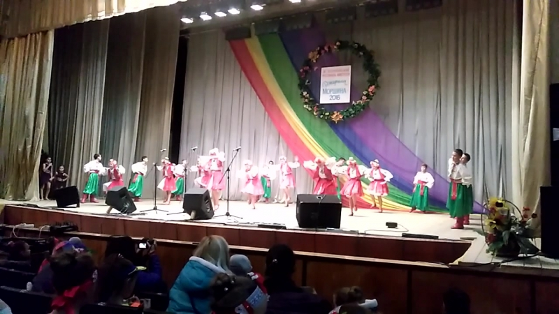 Полуничка 6 група Квіти України
