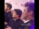 Встреча Руджеро и других актёров Виолетты на пермьере Тини Новая жизнь Виолетты