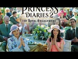 The Princess Diaries 2 ★★★ Movie Anne Hathaway (2004)