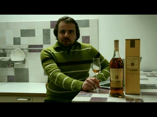 Glenmorangie highland scotch whisky 12yo - Гленморанж 12 лет