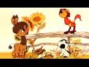 Мультфильмы для детей 2-5 лет - Петушок и Солнышко 1974 - советские мультики для дет