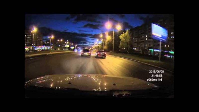 Street Storm CVR A7525 W ночная съемка с HDR