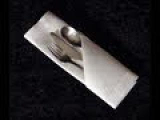 Cómo doblar una Servilleta de papel para una fiesta* FACIL Y RAPIDO!!!!!! - Madelin's Cakes