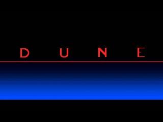 Dune - Spice Opera