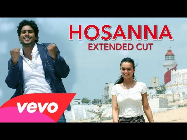 A R Rahman Hosanna Best Video Ekk Deewana Tha Amy Jackson Prateik Babar Leon Suzanne