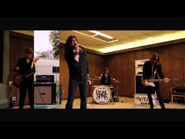 Rival Sons - Pressure and Time (Official Video)