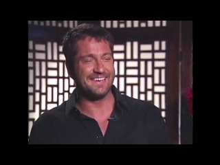 PS I Love You: Gerard Butler Exclusive Interview