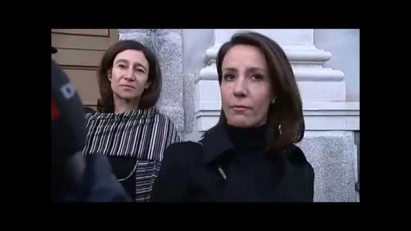 Prinsesse Marie rørt til tårer Jeg kunne ikke tro på det - DR Nyheder
